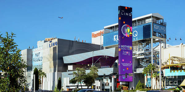 Wall Art - Photograph - The Linq Casino In The Afternoon Mothers Day by Aloha Art