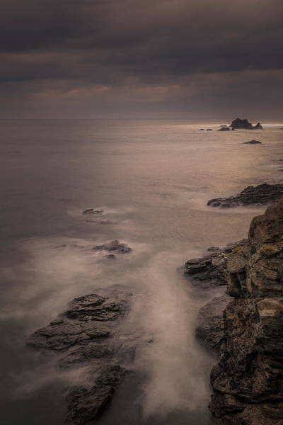 Photograph - The Lizard, Long Exposure by Eddy Kinol