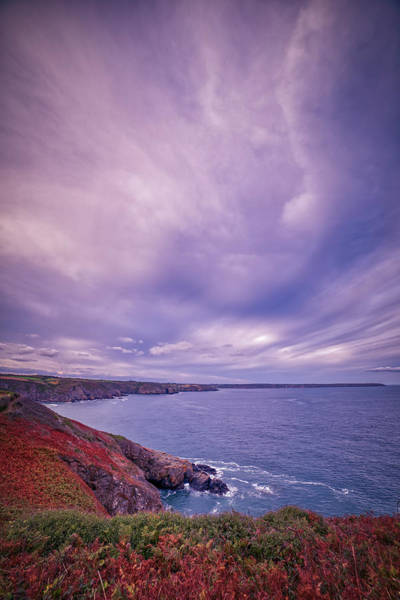 Photograph - The Lizard Point by Eddy Kinol