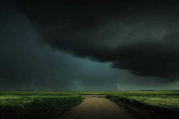 Wall Art - Photograph - The Lonely Road by Brian Gustafson
