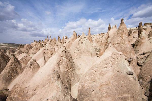 Cappadocia Photograph - The Lunar Landscape Of Devrent Valley by © Santiago Urquijo