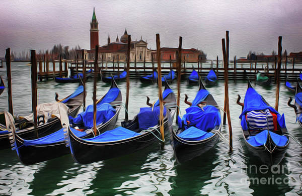 Wall Art - Photograph - The Magic Of Venice by Bob Christopher