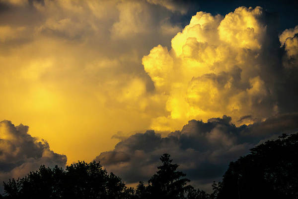 Wall Art - Photograph - The Magnificence Of Clouds by Justine Fenu
