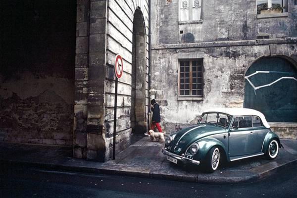Photograph - The Marais, Place Des Vosges In Paris by Jean-erick Pasquier