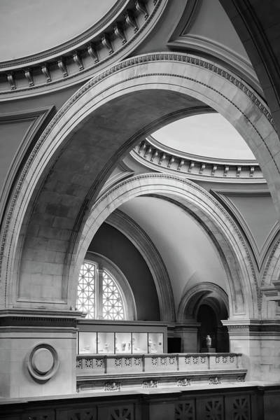 Photograph - The Met Ceiling  by Harriet Feagin
