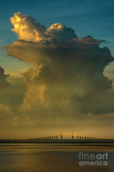 Wall Art - Photograph - The Mighty Skyway by Marvin Spates