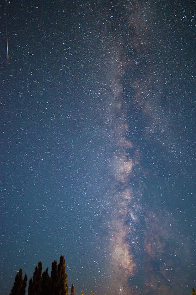 Photograph - The Milky Way In Arizona by Mark Duehmig