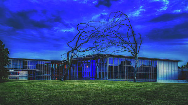 Wall Art - Photograph - The Modern Art Museum Of Fort Worth by Mountain Dreams
