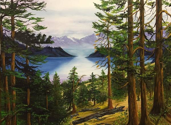 Painting - The Narrows  by Sharon Duguay