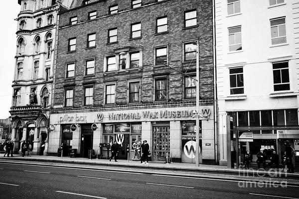 Wall Art - Photograph - The National Wax Museum Dublin Republic Of Ireland Europe by Joe Fox