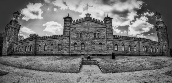 Photograph - The Navesink Twin Lights by Susan Candelario