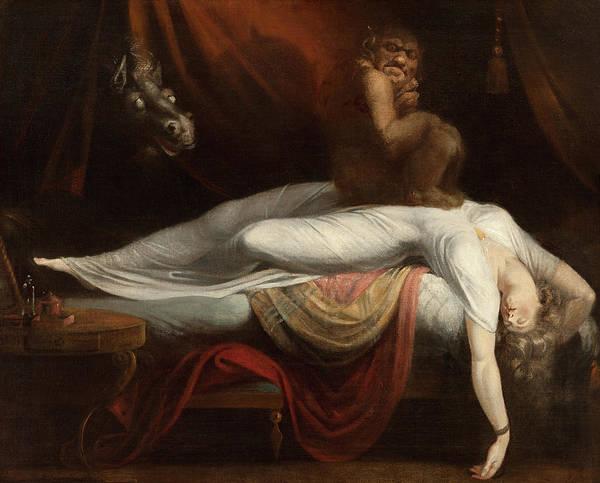 The Nightmare, 1781 Art Print