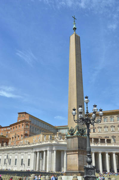 Photograph - The Obelisk by JAMART Photography