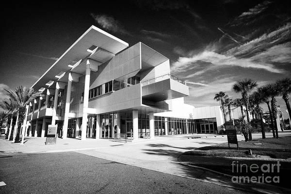 Wall Art - Photograph - The Ocean Center Beachside Convention Center Daytona Beach Florida Usa United States Of America by Joe Fox