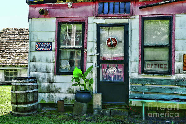 Wall Art - Photograph - The Old Country Store by Paul Ward