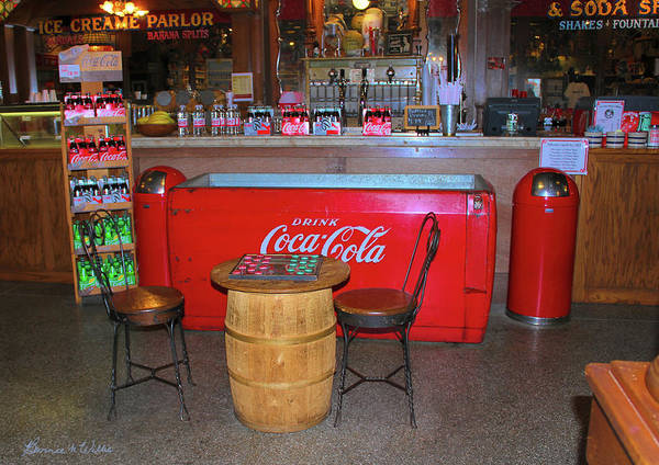 Photograph - The Old Days Of Coca Cola by Bonnie Willis