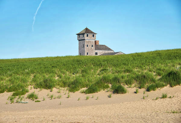 Wall Art - Photograph - The Old Harbor Life Saving Station And Museum - Race Point Beach by Brendan Reals