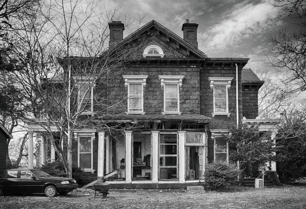 Photograph - The Old Steinway Mansion by Cate Franklyn