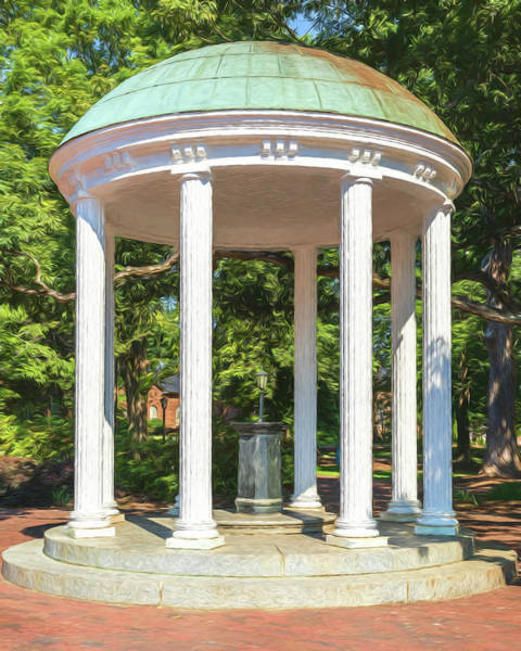 Wall Art - Photograph - The Old Well - #3 by Stephen Stookey