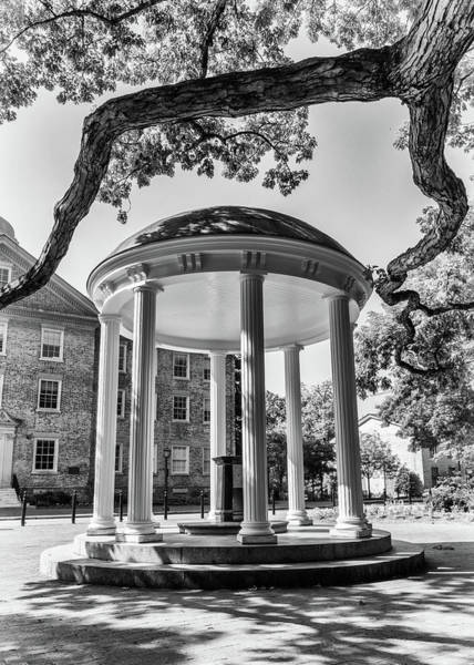 Wall Art - Photograph - The Old Well At Unc - #1 by Stephen Stookey