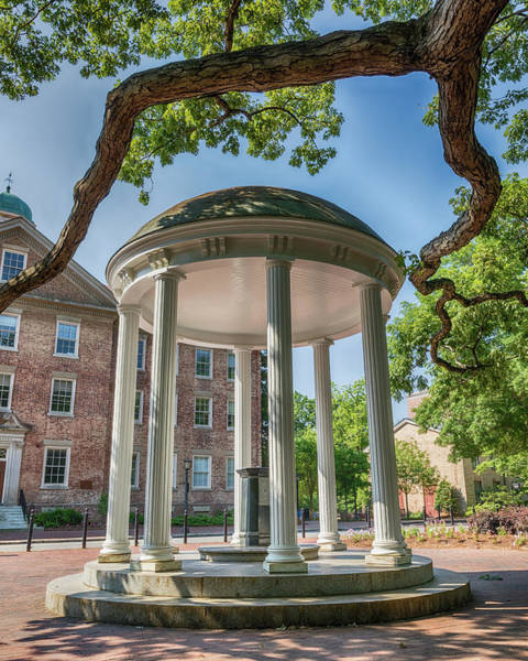 Wall Art - Photograph - The Old Well At Unc - #3 by Stephen Stookey