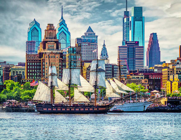 Photograph - The Oliver Hazard Perry by Nick Zelinsky