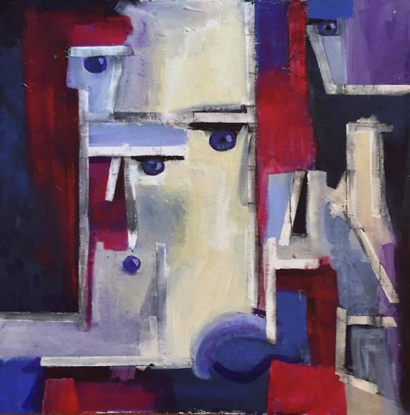 Painting - Oppression by Cherylene Henderson