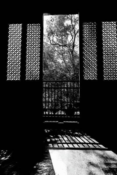 Photograph - The Oriental Door by Silvia Marcoschamer