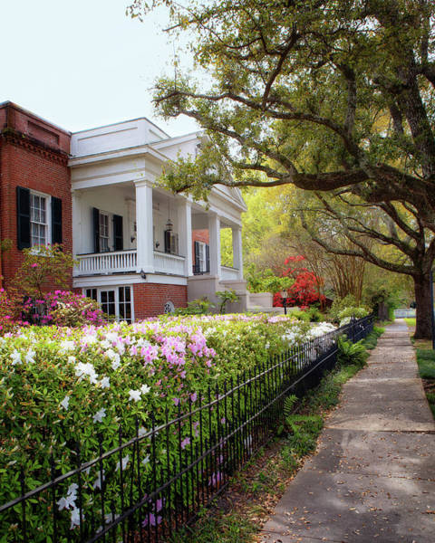 Photograph - The Parsonage 2 by Susan Rissi Tregoning