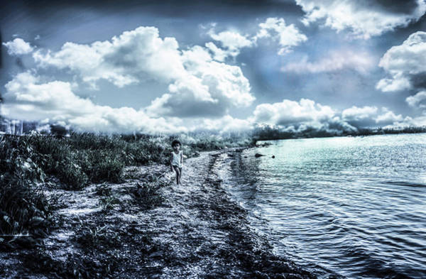 Wall Art - Photograph - The Path by Justine Fenu