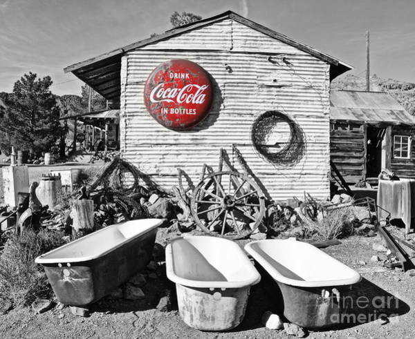 Wall Art - Photograph - The Pause That Refreshes by Tru Waters