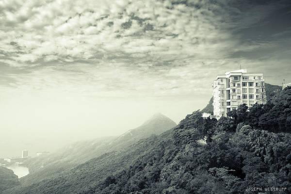 Wall Art - Photograph - The Peak by Joseph Westrupp