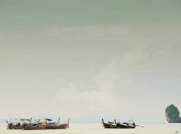 Phi Photograph - The Phi Phi Islands by Raspu