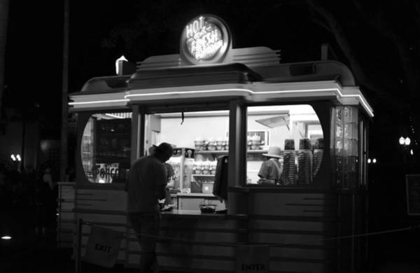 Wall Art - Photograph - The Popcorn Stand by David Lee Thompson