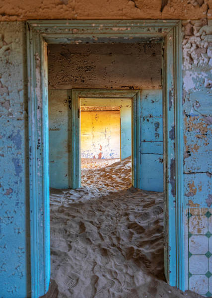 Photograph - The Portals  by Rand