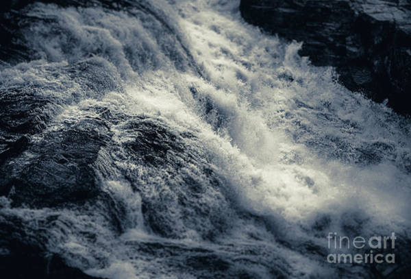 Photograph - The Power Of Water In Motion by Matthew Nelson