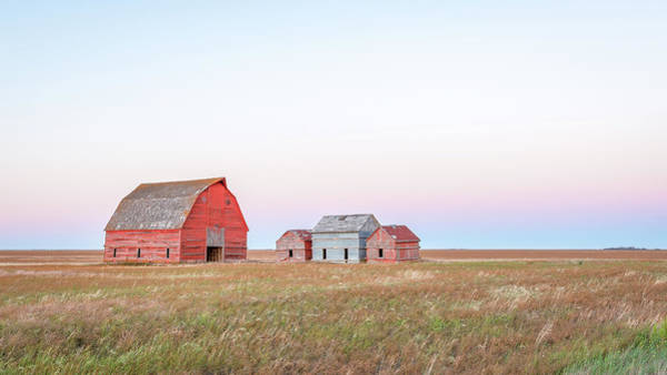 Photograph - The Prairies by Hamish Mitchell