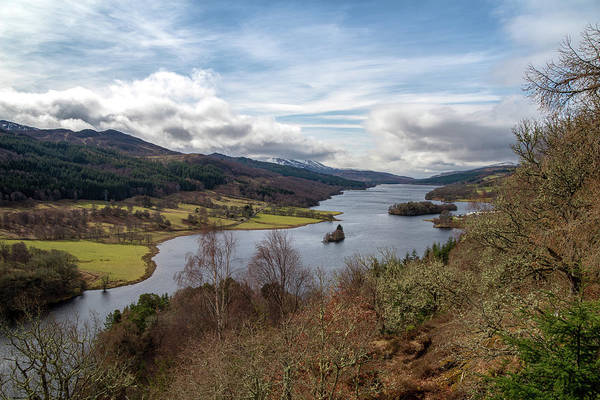 Photograph - The Queens View by Ross G Strachan