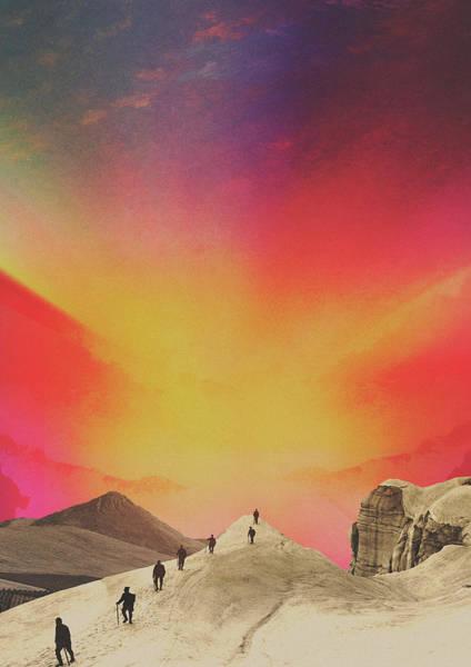 Wall Art - Digital Art - The Quest by Fran Rodriguez