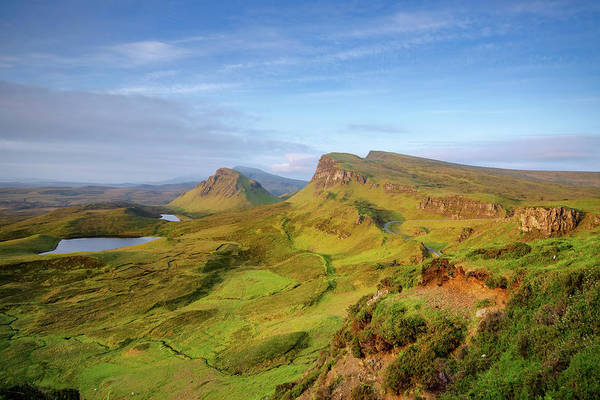 The Mixed Media - The Quiraing by Smart Aviation