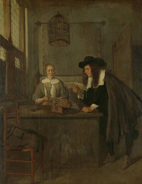 Painting - The Reader by Quirijn van Brekelenkam