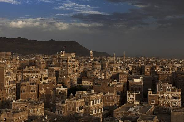 Photograph - The Republic Of Yemen by Brent Stirton