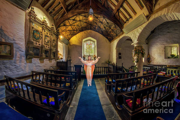 Photograph - The Resurrection Of Jesus by Ian Mitchell