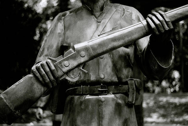 Photograph - The Rifle by Shaun Higson