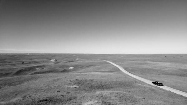 Photograph - The Road Less Traveled by Carl Young