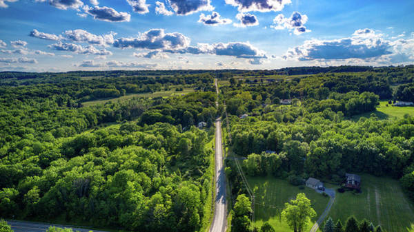 Photograph - The Road To Clouds by Ants Drone Photography