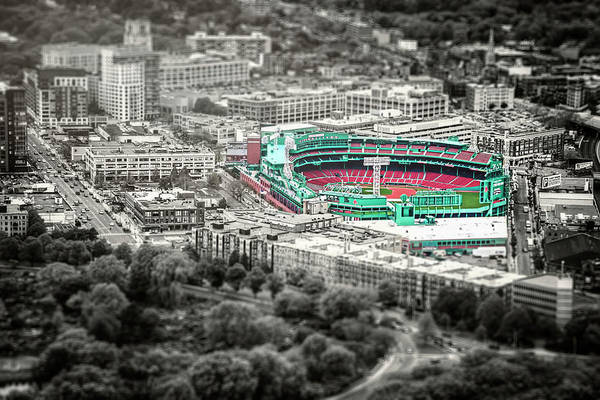 Wall Art - Photograph - The Road To Fenway Park  Boston Red Sox by Carol Japp