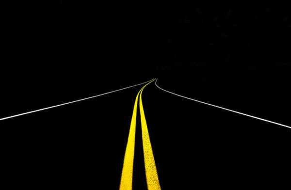 Photograph - The Road To Nowhere by Roland Shainidze Photogaphy
