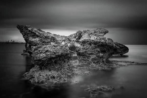 Wall Art - Photograph - The Rock by Stelios Kleanthous