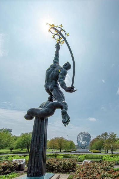 Photograph - The Rocket Thrower by Kay Brewer
